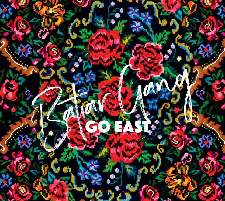 "CD-Cover ""Go East"""
